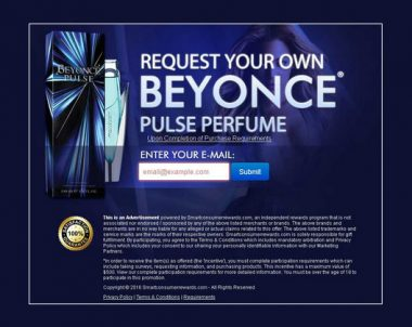Beyonce Pulse Perfume – One Field (US Only)