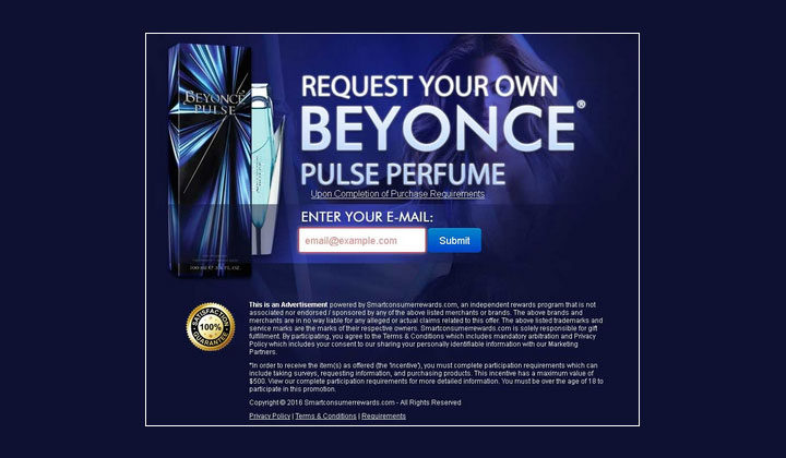 Beyonce Pulse Perfume – One Field