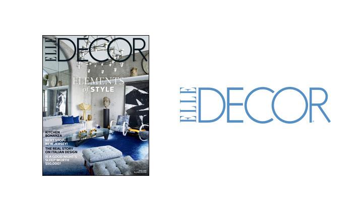 FREE Elle Decor Magazine Subscription!