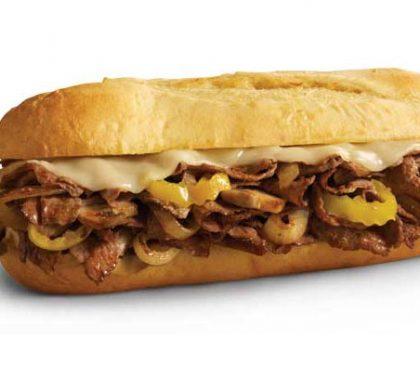 FREE 6-inch Sandwich at Penn Station