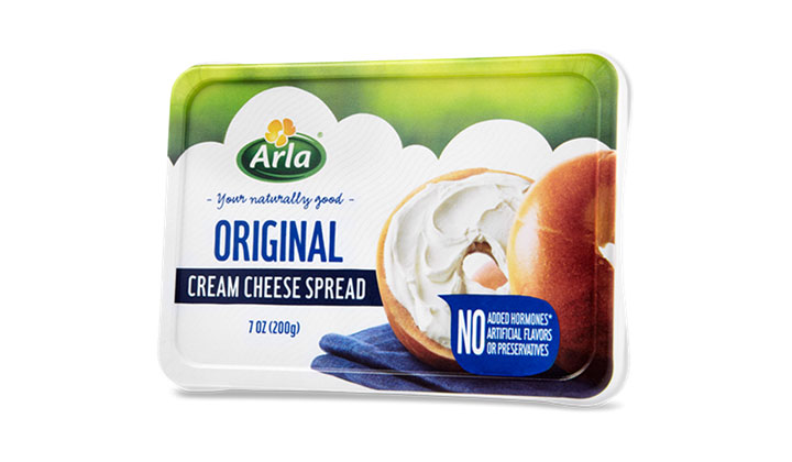 FREE Arla Cream Cheese from Kroger (US Only)