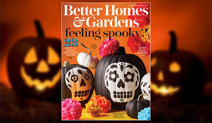 FREE Better Homes and Gardens Subscription!