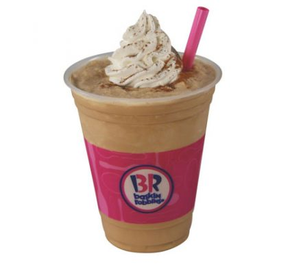 FREE Cappuccino Blast Drink Sample at Baskin Robbins On 9/22 (US Only)