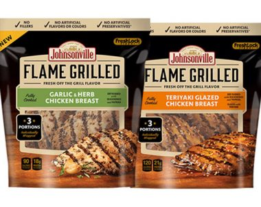 FREE Flame Grilled Chicken from Johnsonville (US Only)
