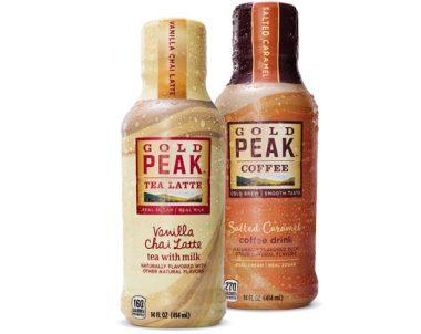 FREE Gold Peak Coffee or Tea Latte at Kroger & Affiliates (US Only)