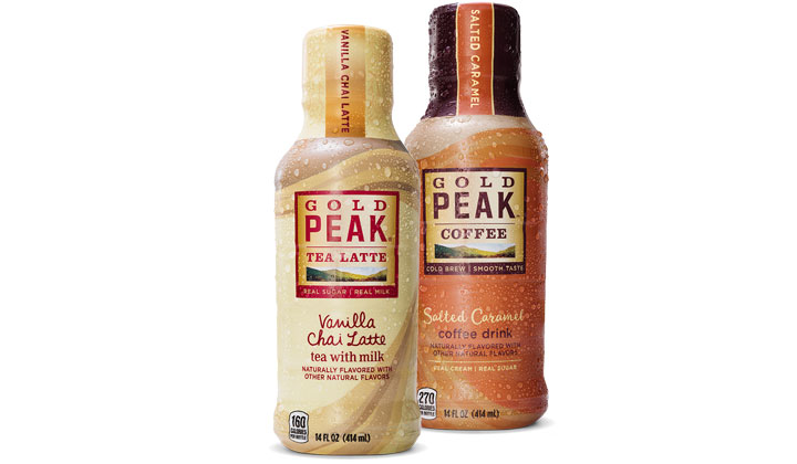 FREE Gold Peak Coffee or Tea Latte at Kroger & Affiliates (US Only)