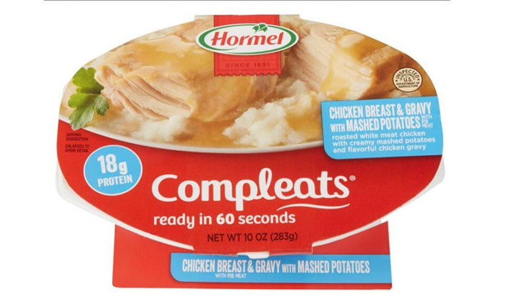 FREE Hormel Compleats Microwave Meal at Kroger & Affiliates (US Only)