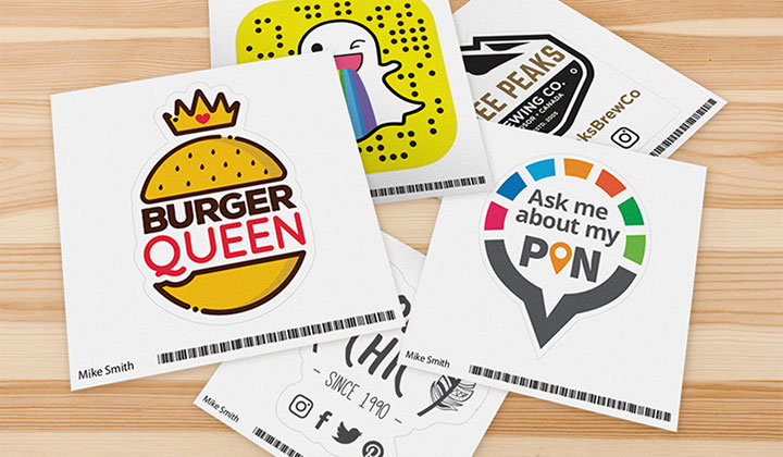 FREE Logo Sticker of Your Business Logo (First 250 People)