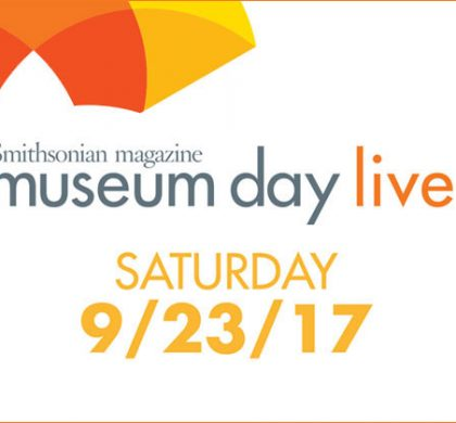 FREE Museum Day Tickets on September 23rd (US, UK & CA Only)