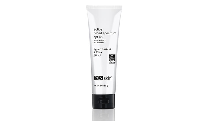 FREE PCA Skin Active Broad Spectrum SPF Sample