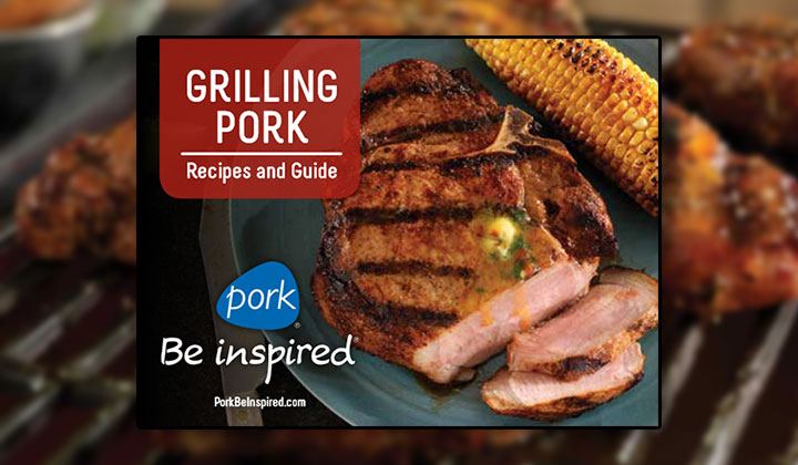 4 FREE Pork Recipe Booklets from The Other White Meat (US Only)