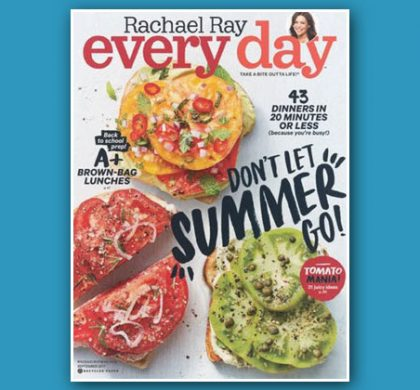 FREE Rachael Ray Every Day Subscription (US Only)