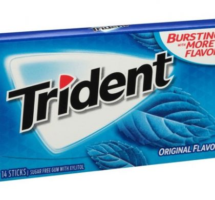 Kroger Digital Coupon: FREE Trident Singles Gum (US Only)