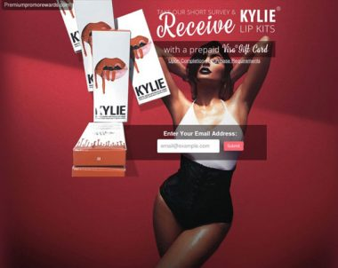 Kylie Lip Kit – One Field (US Only)