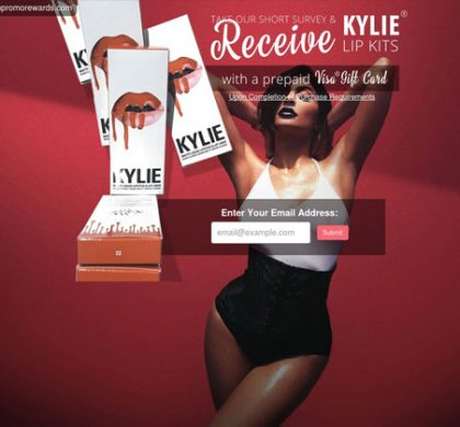 Kylie Lip Kit – One Field