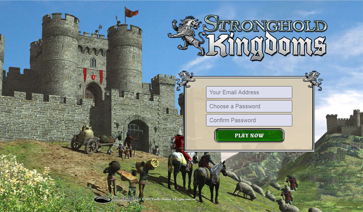 Stronghold kingdoms – MMO (US, UK, AU & DE Only)