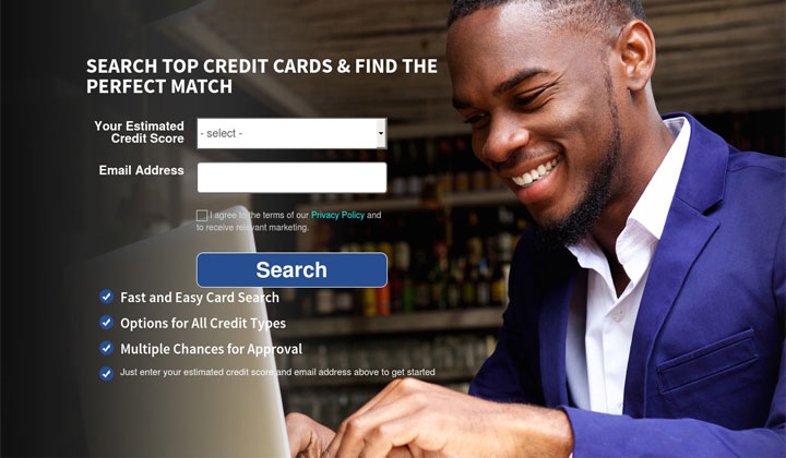 Your Card Search (US Only)