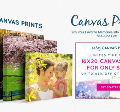 Buy Canvas Prints 16×20 84% OFF