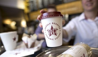 5 FREE Hot Drinks with Pret A Manger App Download