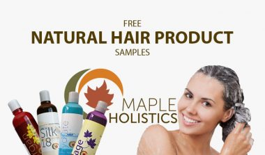 FREE Natural Hair Product Samples
