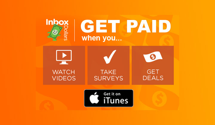 InboxDollars iOS App