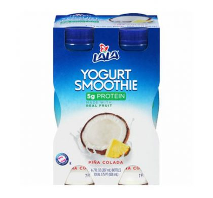 Kroger Digital Coupon: FREE LALA Yogurt Smoothies