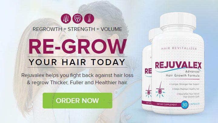 Rejuvalex Hair Growth Formula – Save 25% Today!