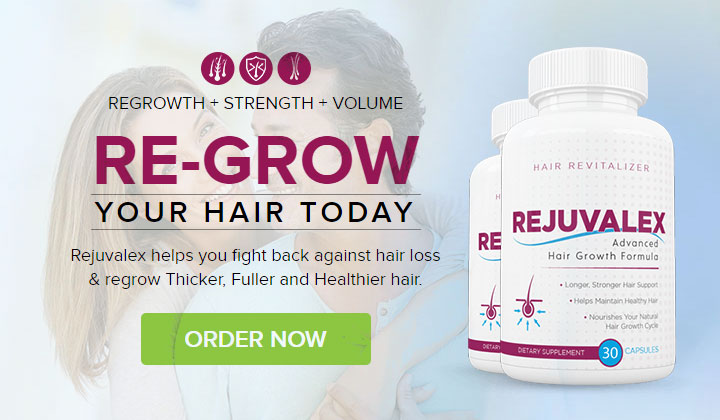 Rejuvalex Hair Growth Formula – Save 25% Today!