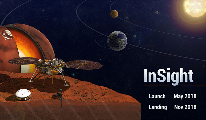 Send Your Name to Mars with NASA for FREE