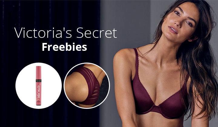 Victoria's Secret Freebies – FREE Panty or Liquid Color Lip Lacquer