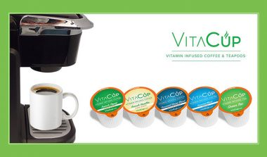 VitaCup – Vitamin Infused Coffee Pods
