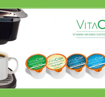 VitaCup – Vitamin Infused Coffee Pods (Get 20% OFF)