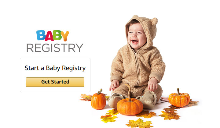 Amazon Baby Registry: FREE Baby Welcome Box (Amazon Prime – $35 Value)