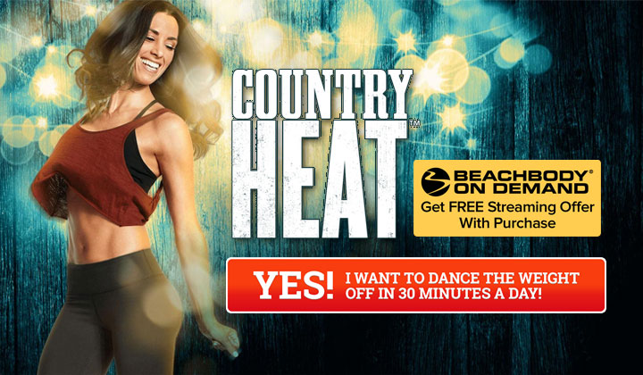 Country Heat Dance Workout to Lose Weight with Beachbody