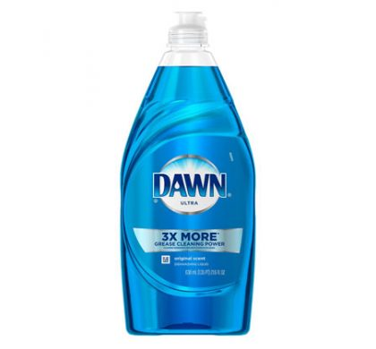 Dawn Ultra Dishwashing Liquid, Original Scent