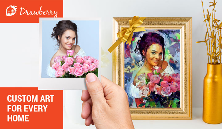 Drawberry – Picture Paintings – Sign Up
