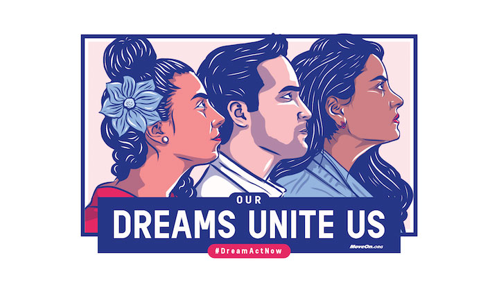 FREE Dream Act Sticker!