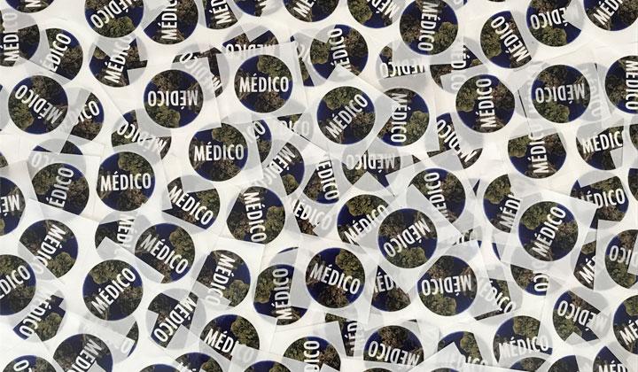 FREE Medico Apparel Stickers