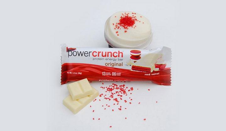 FREE Power Crunch Protein Energy Bar Sample