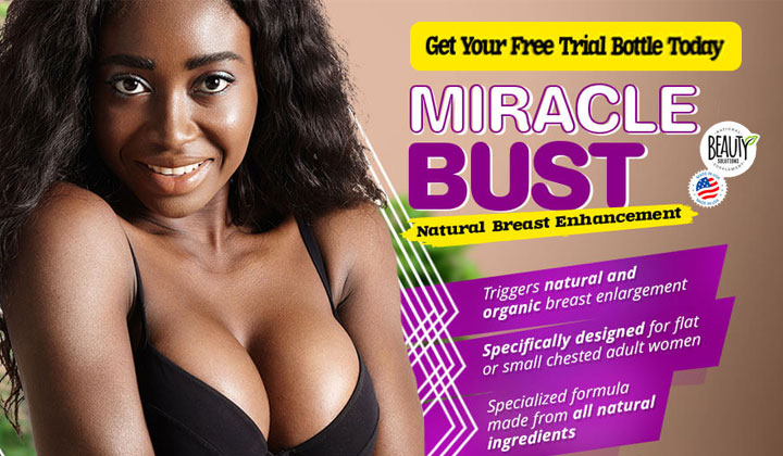 Miracle Bust Subscription Trial – Get Your Free Trial Bottle Today!
