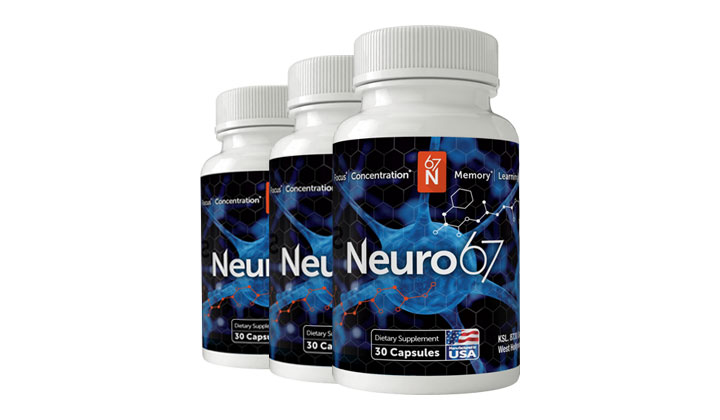Neuro67 Brain Supplement