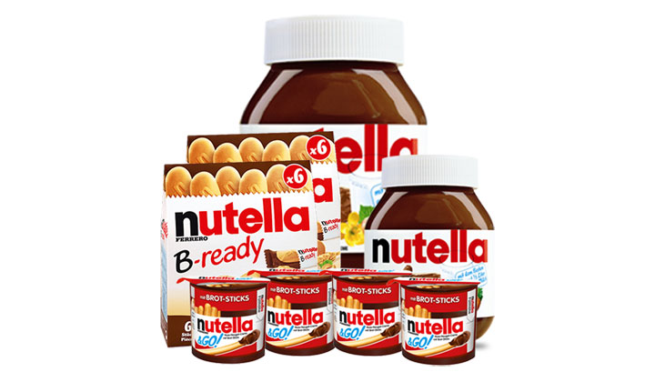 Nutella Sweepstakes