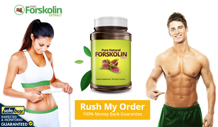 Pure Forskolin Extract – Men and Women Lose Belly Fat