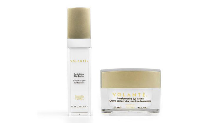 FREE Revitalizing Day Creme and Day Lotion Sample from Volante Skincare
