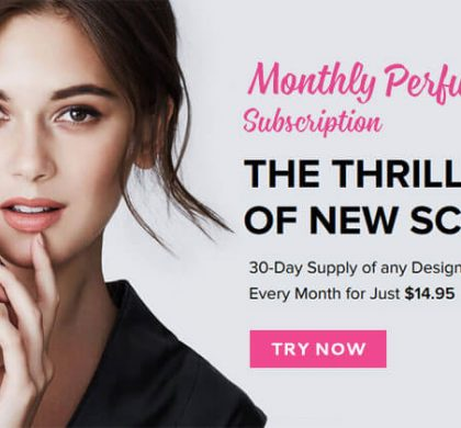 Scentbird Perfume Subscription – Get Your 25% OFF Today!