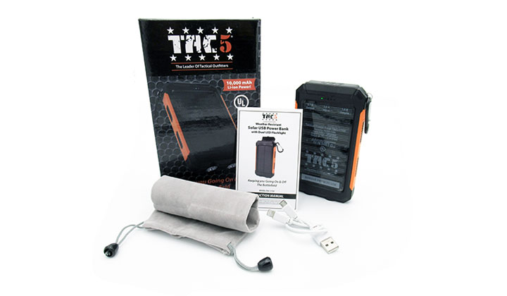TAC-1750 Tactical Power Bank