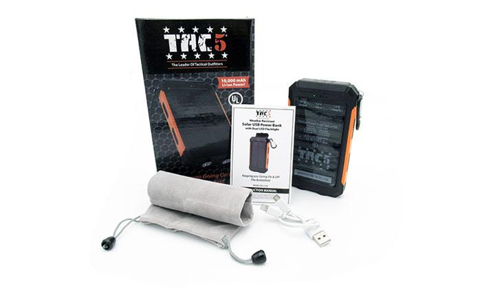 TAC-1750 Tactical Power Bank