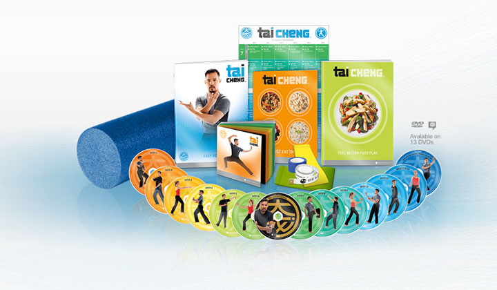 Tai Cheng – Tai Chi Workout Program
