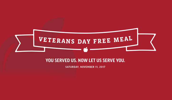 Free Food For Veterans