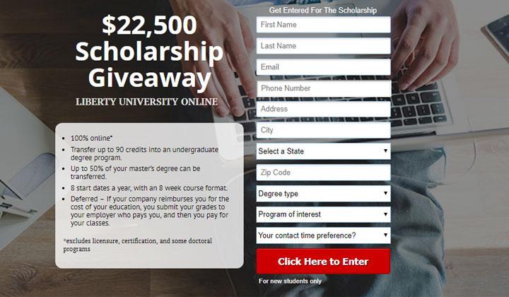 Win Scholarships
